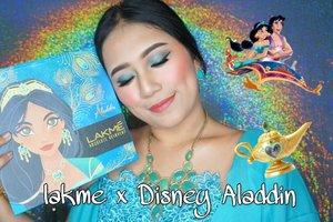 Video baru sudah tayang guys ...Unboxing @lakmemakeup x @disneyaladdin & Recreate Makeup Princess Jasmine's from Aladdin Movie 🧞🧞♂️..Link on my Bio..Aladdin jemput aku yahhh 😁#lakmexdisneyaladdin #lakmexaladdin #LakmeMakeup#awholenewlook#makeup #beauty #beautyblogger#indonesiabeautyblogger#indobeautygram #bblogger#asianblogger #bbloggers#followforfollow #likeforlike#makeupindo #makeupindonesia#instafashion #fashion #l4l #like#ibb #f4f #YossiMakeup #ClozetteID #Makeuptutorial@indobeautygram@indovidgram#indovidgram#IVGBeauty#Indonebeautyvlogger #clozetteid@lakmeprgirl @lakmeindia