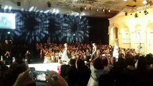 (1/2)  Watch ARISTOCRAT @sebastiansposaofficial • @sebastianredofficial LIVE fashion show on @thebridestory Facebook page. . . . . . #SebastianGunawan  #Sebastiangunawanfashionshow  #Aristocats  #ClozetteID #WeddingDress #Fashion #FashionShow