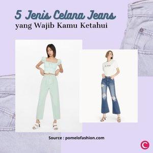 Salah satu outfit yang timeless adalah celana jeans. Mudah untuk di mix and match, tidak mudah robek & rusak. Nggak heran kalau celana ini dipakai hampir setiap generasi.  Seiring berkembangnya zaman, kini celana jeans memiliki jenis yang beragam. Kamu bisa memilih sesuai dengan bentuk tubuh dan style kamu, Clozetters. Yuk, simak videonya!  #ClozetteID #ClozetteIDVideo #ClozetteIDCoolJapan #ClozetteXCoolJapan