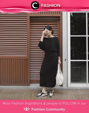 Clozette Ambassador @janejaneveroo looks chic in her matching top and skirt from Noaeveryday. Simak Fashion Update ala clozetters lainnya hari ini di Fashion Community. Yuk, share outfit favorit kamu bersama Clozette.