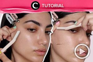 Shave wajah ternyata membuat kulitmu terlihat lebih clean, lho. Lihat caranya di: https://bit.ly/3meQB5I. Video ini di-share kembali oleh Clozetter @dintjess. Lihat juga tutorial lainnya di Tutorial Section.