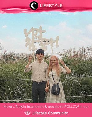 Clozette Ambassador @soyankim shared her throwback photo in South Korea. Simak Lifestyle Update ala clozetters lainnya hari ini di Lifestyle Community. Yuk, share momen favoritmu bersama Clozette.