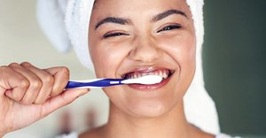 Here's how to know if your toothbrush is making your gums recede