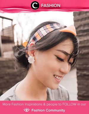 Clozette Ambassador @hisafu added some accessories for a more colorful look. Simak Fashion Update ala clozetters lainnya hari ini di Fashion Community. Yuk, share outfit favorit kamu bersama Clozette.