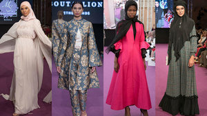 Dubai's Modest Fashion Week Will Show You the Latest Trends for Fall 2019