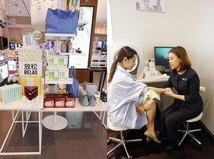 We shop, but we get prettier at the same time! Clozette Crew puas sekali mendapat perawatan lengkap di DFS Beauty Concierge, T Galleria Singapore. Jika kamu sedang berada di Singapore hingga 31 Agustus 2016, jangan lupa mampir untuk mendapat perawatan ini, ya. Kami jamin kamu pasti suka! Sebelumnya, baca dulu artikel tentang perawatan yang kami lakukan yuk di sini http://bit.ly/DFSBeautyExperience (atau klik pada bio kami) #ClozetteID #lifestyle #makeup #skincare
