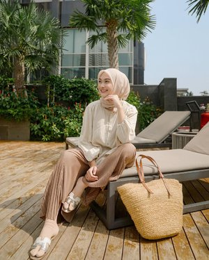 Hijab Vacation Outfit Ideas If You're Only Wear Basic - Hijab-style.com