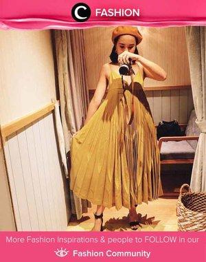 Inspirasi outfit earthy tone yang sangat nyaman dari Clozetter @justephanielee. Simak Fashion Update ala clozetters lainnya hari ini di Fashion Community. Yuk, share outfit favorit kamu bersama Clozette.