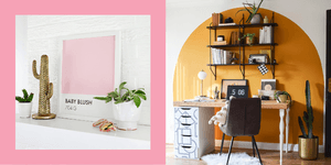 You'll Actually Want to Get Crafty With These 20 DIY Wall Decor Ideas
