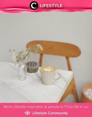 Have you got your coffee today? Image shared by Clozette Ambassador @janejaneveroo. Simak Lifestyle Updates ala clozetters lainnya hari ini di Lifestyle Community. Yuk, share juga momen favoritmu.