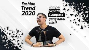 Untuk menemani kamu saat makan siang, ada video baru di Youtube Channel Clozette Indonesia, nih. Kali ini ada @biwijaksana dan @nisca_ yang ngobrol seputar tren fashion tahun 2020 dan sepatu lokal yang sempet viral di media sosial beberapa waktu lalu. Cek videonya di sini ya http://bit.ly/NgobrolFashion2020 (link di bio) . #ClozetteID #tren2020 #fashiontrend2020 #bimawijaksana #cidyoutube