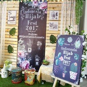Buat kamu yang di Bandung, yuk, datang ke @hijabfestindonesia. Kamu bisa menyaksikan beragam talkshow, fashion show, dan juga dapatkan penawaran menarik di lebih dari 100tenant yang ada di Hijab Fest, Sabuga, Bandung. Acara ini berlangsung 4-7 Mei 2017. #hijabfest2017 #IndonesiaHijabFest #clozetteid