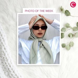 Clozette Photo of the WeekBy @imelda.afFollow her Instagram & ClozetteID Account. #ClozetteID #ClozetteIDPOTW