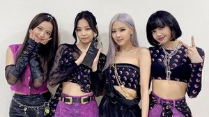 Blackpink Reaches a Style High In Coordinated Marine Serre