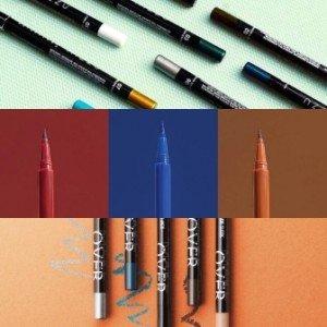 4 Rekomendasi Eyeliner Warna Terbaik dari Brand Lokal