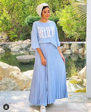 Beach vibes in summer hijab styles | | Just Trendy Girls