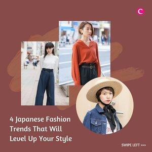 Jepang tidak melulu soal sushi, anime, bunga sakura, ataupun teknologinya yang mutakhir. Di luar itu, negara beribu kota Tokyo ini juga merupakan rumah untuk berbagai macam trend beauty dan fashion yang unik dan menarik. . Bicara soal fashion di Jepang, Harajuku dan anime-inspired (cosplay) fashion menjadi trend yang paling terkenal dari negara ini. Tapi, tahukah kamu, Clozetters, kalau ada beberapa trend fashion lain yang bermula dan mulai terkenal dari Jepang. Berikut Clozette beri 4 di antaranya, yuk swipe left untuk cari tahu! .  all photos by @stylearena.jp . #ClozetteID #ClozetteIDCoolJapan #ClozetteXCoolJapan #JapaneseFashion