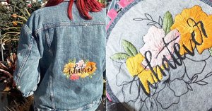 FYI, Denim Jackets Are the New Charm Bracelets — Here's How to Make Them Personal