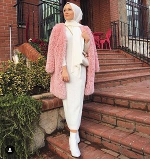 Casual chic hijab styles – Just Trendy Girls