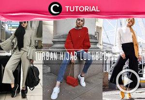 What to pair with turban hijab? Here's the tips and tricks: https://bit.ly/3jkHj6Y. Video ini di-share kembali oleh Clozetter @shafirasyahnaz. Lihat juga tutorial lainnya di Tutorial Section.