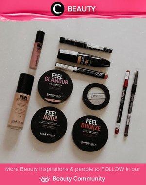 Meet Bellaoggi, a makeup brand from Italy. You can find them on C&F store. Image shared by Clozetter @annisapertiwi. Simak Beauty Update ala clozetters lainnya hari ini di Beauty Community. Yuk, share juga beauty product favoritmu bersama Clozette.