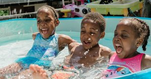 Ways to Keep Your Kids Safe Around Water While at Home, According to an Expert