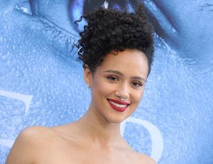 """Game of Thrones"" star Nathalie Emmanuel opened up about learning to embrace her gorgeous natural curls, and it's so important"