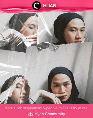 Women who wear black live colourful lives. Image shared by Clozette Ambassador @karinaorin. Simak inspirasi gaya Hijab dari para Clozetters hari ini di Hijab Community. Yuk, share juga gaya hijab andalan kamu.