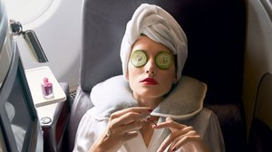 How to Take a Long-Haul Flight—And Land Looking Totally Refreshed