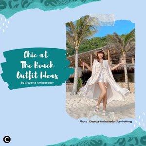 Sebentar lagi liburan panjang nih, Clozetters! Untuk kamu yang punya rencana berlibur ke pantai, ada beberapa outfit ideas dari Clozette Ambassador agar kamu tetap terlihat chic, lho! Eits, pastikan kamu nggak lupa protokol kesehatan kalau mau berpergian, ya! Yuk, simak videonya✨  📷@steviiewong @priscaangelina @silvia.muryadi @itachenn @tiffanikosh  #ClozetteID #ClozetteIDVideo