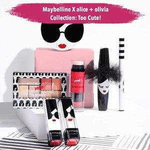 Our favorite @maybelline Hypercurl mascara now with cuter packaging! Koleksi kolaborasi bersama brand fashion @aliceandolivia Stacey Bendet ini terinspirasi dari gaya fashion di NYC yang bold..From bold lipstick to sharp eyeliner, ready to recreate the New Yorker look?.📷 maybelline#clozetteid #maybellinexaliceandolivia #aliceandoliviaxmaybelline #aliceandolivia