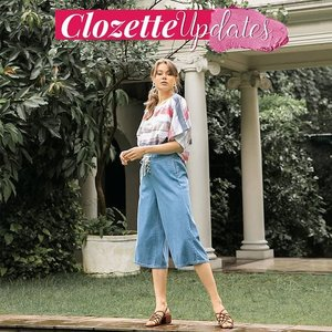 "Let's find your style at Summer Fashion Festive at Lotte Shopping Avenue! Temukan info lengkapnya di ""Premium Section"" pada aplikasi Clozette Indonesia. Download sekarang di Google Play.‬‬ #ClozetteID #ClozetteUpdates"