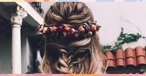 Pretty inspiration for the ultimate bridesmaid hair