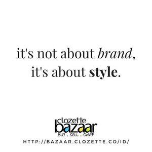Tampil cantik dan modis tidak harus menggunakan barang-barang bermerek buatan luar negeri lho. Buatan lokal di #ClozetteBazaar juga gak kalah model dan mutunya! --> bit.ly/bazaarlocal  #ClozetteID #ClozetteBazaar #onlineshopping #localbrand #indonesianbrand