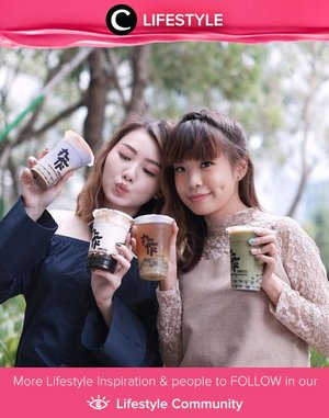 Spending a day in the park with your bestfriend and favorite drink will always be a good idea. Image shared by Clozette Ambassador @steviiewong. Simak Lifestyle Updates ala clozetters lainnya hari ini di Lifestyle Community. Yuk, share juga momen favoritmu.