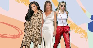 13 times celebrities wore vintage fashion and totally inspired us to do the same