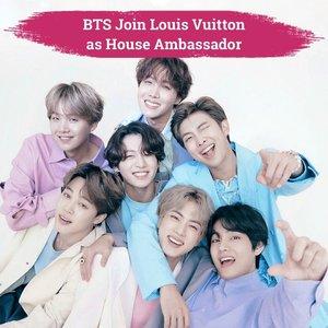 Rasanya tak henti-hentinya boyband asal Korea Selatan ini memberikan kejutan untuk para penggemarnya. Belum genap satu minggu mengumumkan kerja samanya dengan McDonald's, kini BTS kembali menunjukkan eksistensinya sebagai house ambassador terbaru dari brand high-end ternama, Louis Vuitton.Yuk sini, merapat dulu yang nggak sabar menunggu kejutan selanjutnya dari BTS! Anyway...... Congratulations, @bts.bighitofficial!✨📷 @louisvuitton #ClozetteID #BTS #LouisVuitton