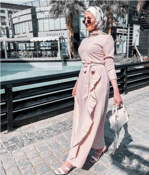 Flowy summer maxi dresses for hijabi girls | | Just Trendy Girls