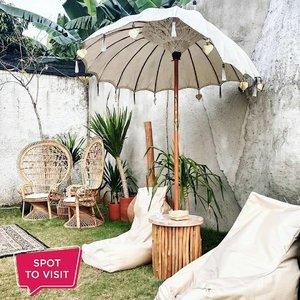 #SpotToVisitVillavi by Millandbay @villavi.by.milandbay, Cipayung, Jakarta Timur.Yuk tag teman yang mau kamu ajak ke sini..📷 @tantengopi, villavi.by.milandbay#ClozetteID #kafejakartatimur#cafejakartatimur #instacafe #outdoorcafe #kafeoutdoor #cafejakarta #kafejakarta