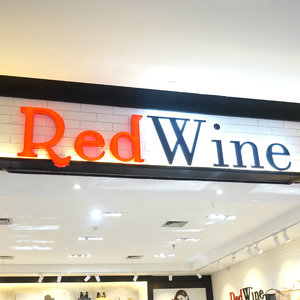 Grand Opening RedWine Shoes And Bags At Cibinong City Mall