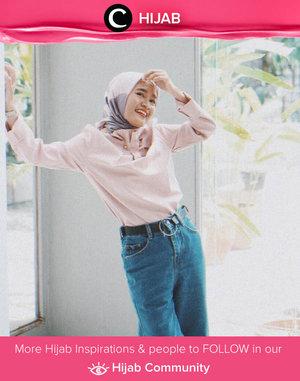 Happy weekend, may your weekend be as fresh as Clozetter @suniims' Hijab OOTD! Simak inspirasi gaya Hijab dari para Clozetters hari ini di Hijab Community. Yuk, share juga gaya hijab andalan kamu.