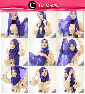 Mencari inpirasi gaya hijab untuk ke kantor? Ikuti tutorial ini, yuk! http://bit.ly/2mzRQ1c. Video ini di-share kembali oleh Clozetter: @zahirazahra. Cek Tutorial Updates lainnya pada Tutorial Section.