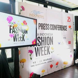 Plaza Indonesia Fashion Week 2018 Hadirkan 23 Desainer Dengan Tren Mode Terkini