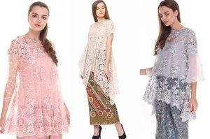 Tren Kebaya Bridesmaid 2019 Menurut Fashion Desainer Ferry Sunarto - Stylo.ID