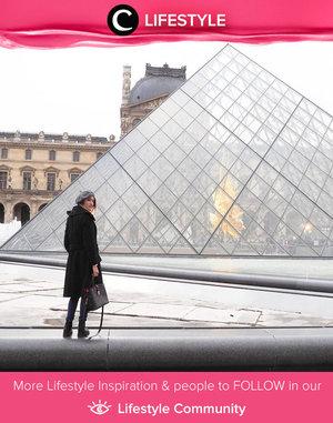 Paris, Prancis, merupakan kota favorit kedua Clozetter @wennykyuuto. Selain tempat wisata, kebersihan kota ini ternyata kurang terjaga, lho, Clozetters. Beberapa spot juga kurang ramah dengan wheelchair dan stroller. Akan tetapi, pemandangan tempat wisata yang cantik dan pastry yang super enak tetap akan membuat pengunjungnya kembali lagi. Well, it's probably what you called love-hate relationship. Simak Lifestyle Updates ala clozetters lainnya hari ini di Lifestyle Community. Yuk, share juga momen favoritmu.