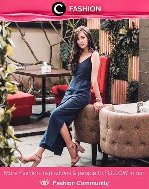 Ready to seize the day with sleeveless dress and a pair of heels like Star Clozetter @Amandatorquise? Simak Fashion Update ala clozetters lainnya hari ini di Fashion Community. Yuk, share outfit favorit kamu bersama Clozette.