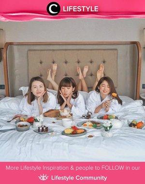 Girls just want to have fun! Share juga cara kamu menghabiskan quality time bersama sahabat seperti Clozette Ambassador @steviiewong, ya! Simak Lifestyle Updates ala clozetters lainnya hari ini di Lifestyle Community.