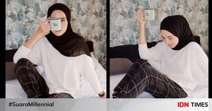 5 Tutorial Hijab Pashmina Modern yang Mudah dan Tetap Stylish