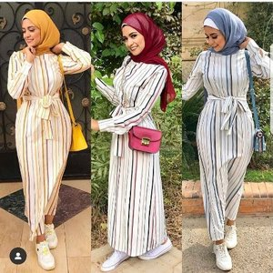Light and comfy hijab summer wear – Just Trendy Girls
