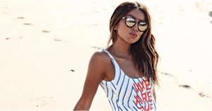 16 Stylish Swimsuits That Will Elongate Your Torso
